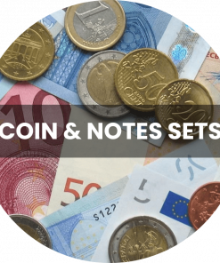 Coin & Notes Sets